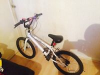Child bmx bike it can be deliver it