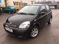 05 Toyota Yaris - 5 door - D4D - 9 months mot - £30 per year road tax - T spirit