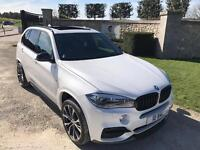 '65' BMW X5 50D 3.0 AUTO 375 BHP XENONS PANORAMIC BMW PERFORMANCE PACK FACTORY SPEC WOW