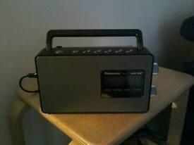 Panasonic RF-D10EB-K DAB/FM RADIO
