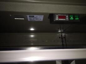 Coldco model parisa 80 2500mm multideck commercial refrigerator