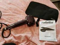 BABYLISS CURL SECRET WITH BOX USED TWICE