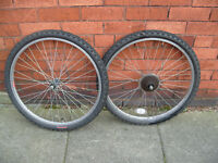 "Mountain Bike 26"" wheelset"