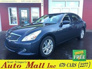 2012 Infiniti G37 Luxury Sedan AWD!!