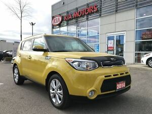 2014 Kia Soul EX PLUS BACK UP CAMERA BLUETOOTH HEATED SEATS WOW!