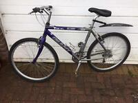 GIANT MOUNTAIN BIKE BOULDER IN EXCELLENT CONDITION