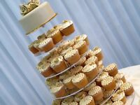7 TIER CAKE STANDS X 2