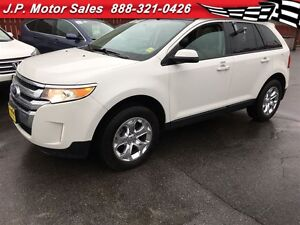 2013 Ford Edge SEL,Leather, Back UP Camera, AWD