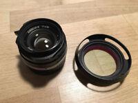 LEICA SUMMILUX 35mm F1.4