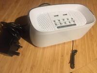 Bluetooth Speakers/Alarm Clock