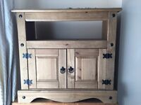 Wooden TV stand/Cabinet/Storage/Side table