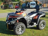 2015 Quadzilla 550ES , Road Legal , quad bike in excellent condition.