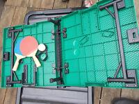 Mini Foldable Ping Pong Table