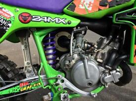 Kids motocross kx60 kx65 immaculate