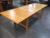 dining table 2.7m extendable