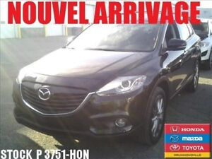 2015 Mazda CX-9 GT+CUIR+AWD+TOIT+7PASSAGER+GPS++