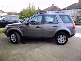 Freelander 2, XS, Deisel 2.2L, Automatic, Recent MOT and Full Land Rover History