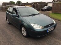 Ford Focus 1.8 TDCI LX (Excellent Condition)