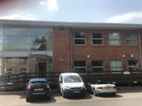 Wokingham Office for rent. 1324 sq ft - sits 15 easily + boardroom, kitchen, breakout area & parking