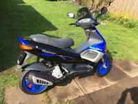 Gilera Runner SP125 Black&Blue Rare One Owner