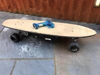 Raptor Max Electric Skateboard