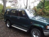 ISUZU TROOPER LWB 4X4