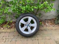 BMW Alloy Wheels - Excellent Condition. £225