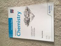 SQA How to Pass National 5 Chemistry Textbook
