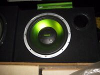sub woofer very good condition