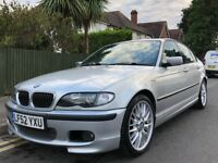 2002 BMW 3 Series 330d Sport