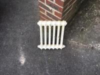 Cast Iron radiators Wall mounted