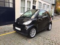 Smart Passion ForTwo 2010 Black Petrol Drives Perfect