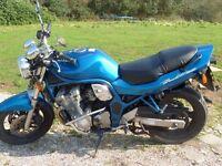 1998 SUZUKI BANDIT 600N - low mileage
