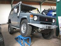Heavy Duty 4x4 Car Ramps