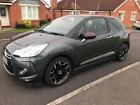 STUNNING DS3 LOW MILES FULL SERVICE HISTORY!!!