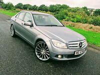 2009 Mercedes C220 ELEGANCE CDI A AUTO ****FINANCE ONLY £38 A WEEK*****