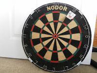 Nodor 'Bristle' Dartboard, unused
