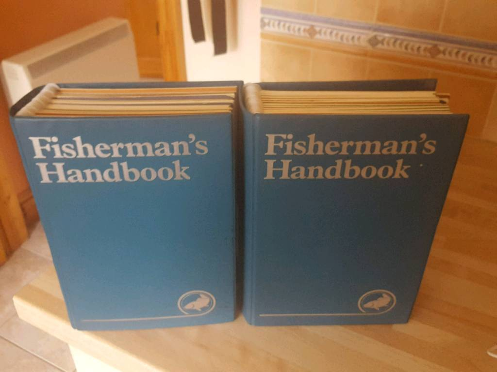 Vintage fishing magazines 1-54 (1970s)