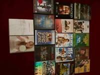 DVDs - variety