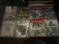 playstation games for sale/trade