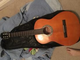 2 acoustics, 1 electric guitar and fender Amp - BARGAIN!-selling altogether or separately