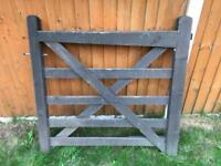 4 ft Garden / field gate