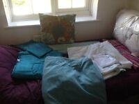 Bedroom Bedding, Curtaining, Blind & Lamp Shades