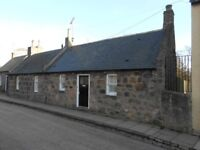 CLOSE TO UNIVERSITY OF ABERDEEN, OLD ABERDEEN - ONE BEDROOM FURNISHED COTTAGE - ES342