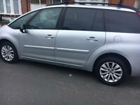 Citreon C4 Grand Picasso for sale/ 7 seater clean car