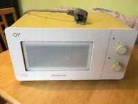 Microwave, Great working order