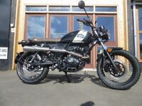 EVOLUTION MOTOR WORKS - Lexmoto 125 Tempest - Learner Legal 125cc. Finance subject to status