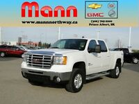 2010 GMC SIERRA 2500HD SLT, Leather Interior, Bose Sound System,