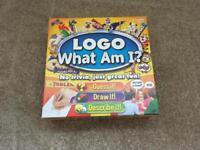 Logo What Am I? Board Game