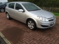 Vauxhall Astra 1.6 i 16v Club 5dr, 73000, 1 Year MOT, focus golf corsa polo punto vectra